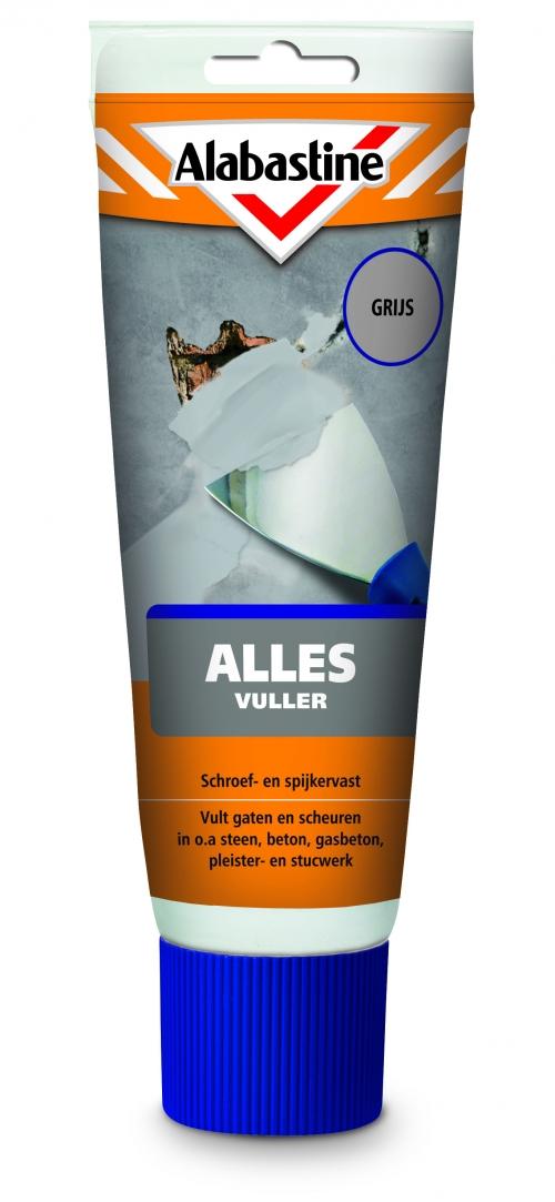 Alabastine Allesvuller (kant en klaar) grijs