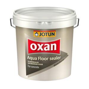 Jotun Oxan Aqua - oude verpakking