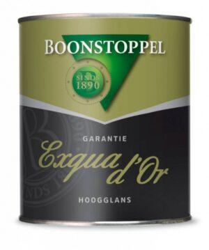 Boonstoppel Exqua D'or hoogglans