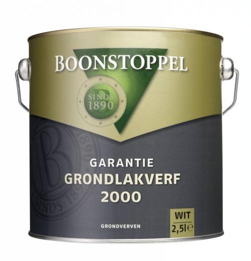 Bonstoppel Grondlakverf 2000