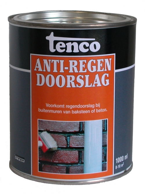 Tenco Anti Regendoorslag