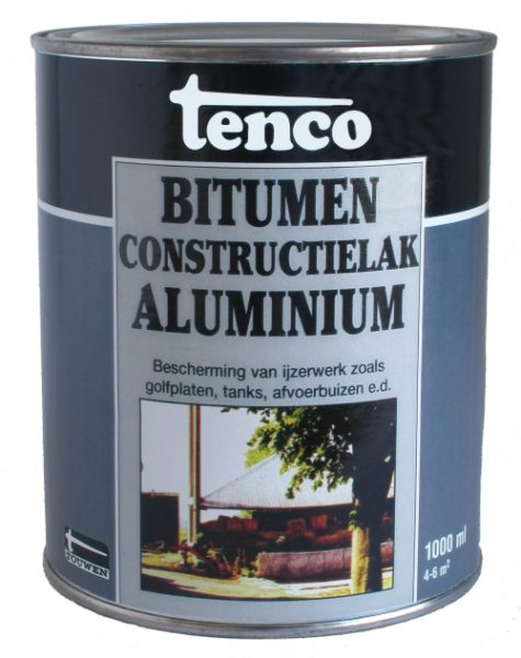 tenco bitumen constructielak aluminium koopverfonline. Black Bedroom Furniture Sets. Home Design Ideas
