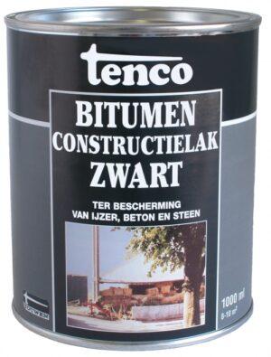 Tenco Bitumen Constructielak Zwart