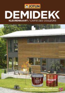 Brochure Jotun Demidekk