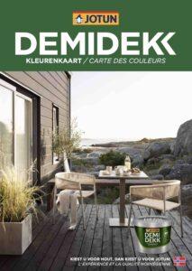 Brochure Jotun Demidekk Terrasslasyr