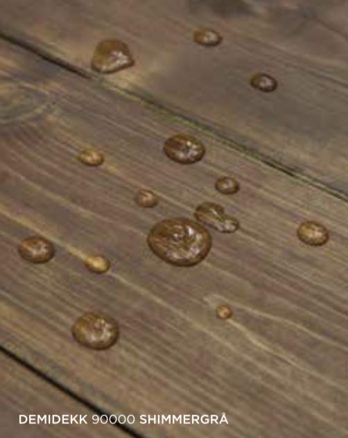 Jotun Demidekk Terrasslasry Shimmergra regen