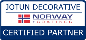 Norway Coatings - Certified Partner