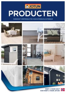 Brochure Jotun Producten