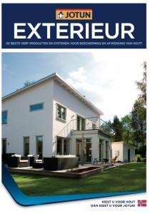 Brochure Jotun Exterieur