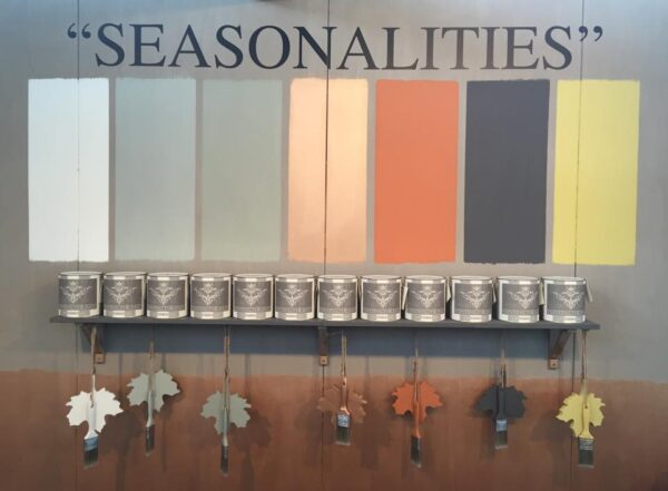 Painting the Past Seasonalities