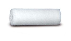 Radiatorroller vilt 5 mm. in 12 cm. extra dik