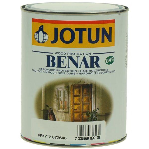 Jotun Benar UVR oude verpakking