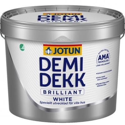 Jotun Demidekk Brilliant White
