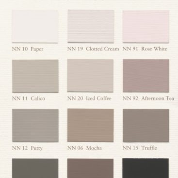 Painting the Past New Neutrals