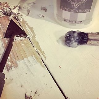 Painting the Past Wax remover sfeerbeeld