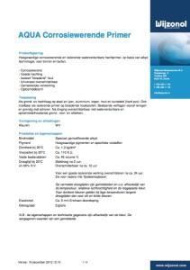 Voorblad Wijzonol AQUA Corrosiewerende primer koopverfonline