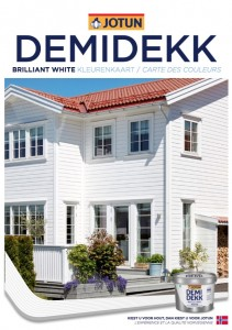 brochure Jotun Demidekk Briliant White