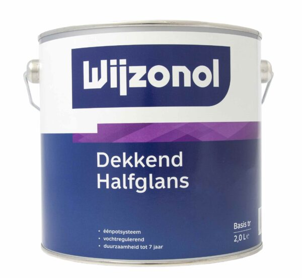 Wijzonol Dekkend Halfglans koopverfonline
