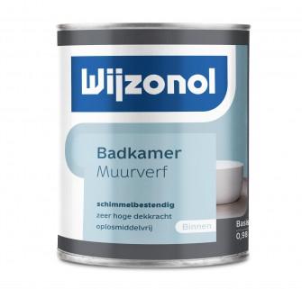 Wijzonol Badkamer Muurverf | Koopverfonline