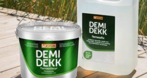 Terrasslasyr en Terrasfix - brengt uw hout weer tot leven !