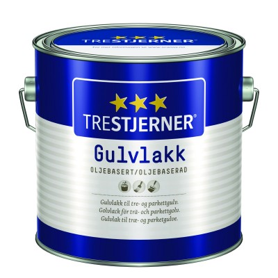 Jotun Trestjerner Gulvlakk solvent