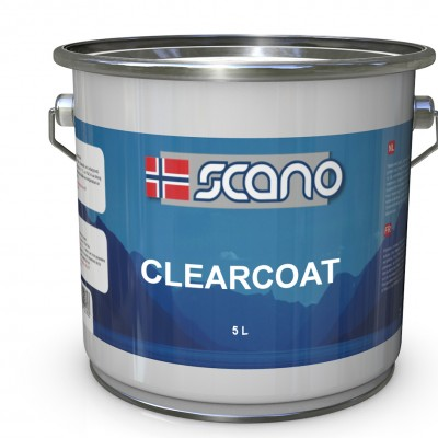 Scano Clearcoat