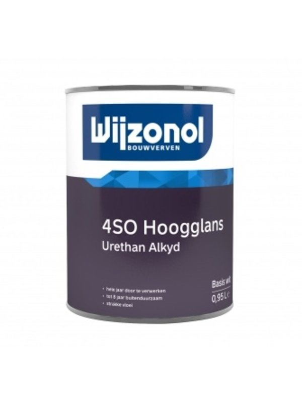 Wijzonol 4SO Hoogglans