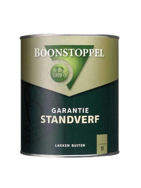 boonstoppel garantie standverf