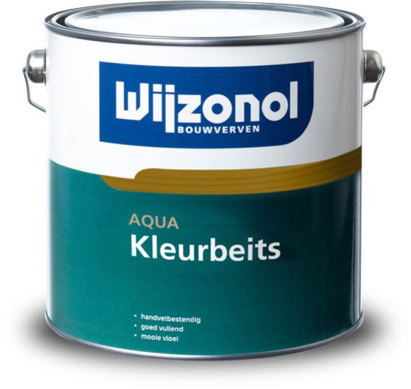 Wijzonol AQUA kleurbeits 2,5 liter koopverfonline