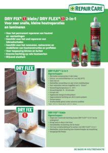 productinfo Repair Care Dry Flex 1 (2-in-1)