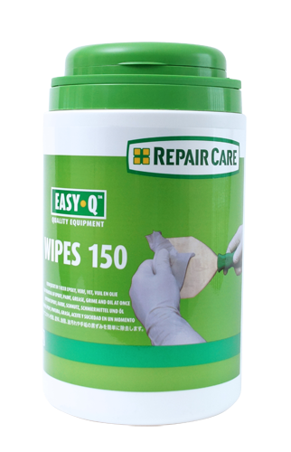 Repair Care Easy Q wipes 150 stuks