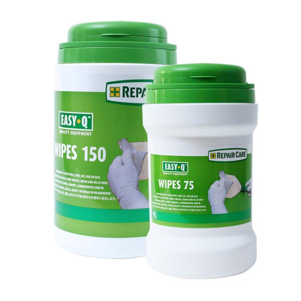 Repair Care Easy Q wipes 75-150 stuks