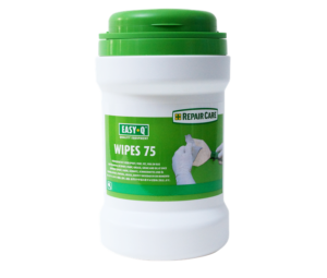 Repair Care Easy Q wipes 75 stuks