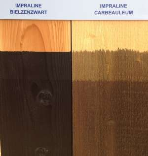 Hermadix Bielzenzwart kleurstaal