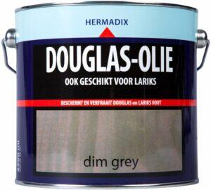Douglas-olie dim grey