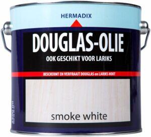 Douglas-olie smoke white