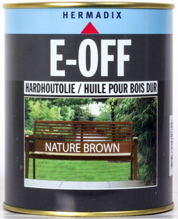 Hermadix E-OFF nature brown