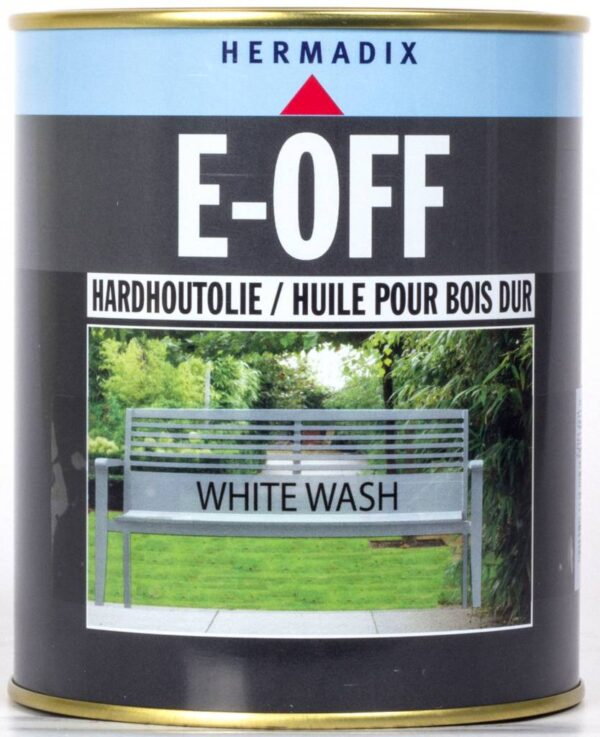Hermadix E-OFF white wash