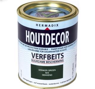 Hermadix Houtdecor Verfbeits 0,75 ltr