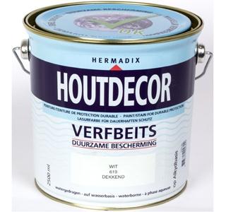 Hermadix Houtdecor Verfbeits 2,5 ltr