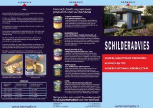 Brochure Hermadix schilderadvies