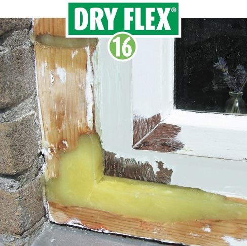 Repair Care Dry Flex en Dry Fix 16