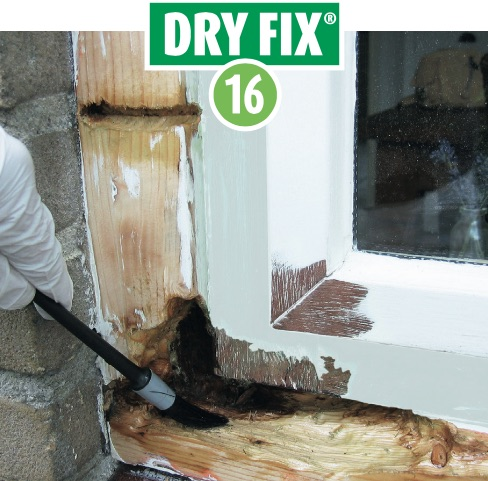 Repair Care Dry Flex en Dry Fix 16
