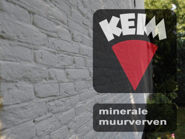 KEIM Minerale muurverven