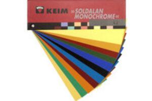 KEIM Monochrome kleurenwaaier