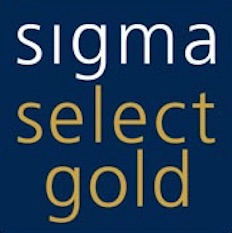 Sigma Select Gold-dealer