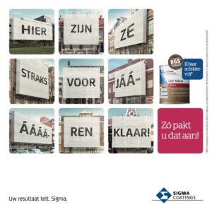 Sigma S2U Allure - voor 10 jaar schildervrij