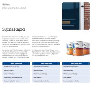 Brochure Sigma Rapid