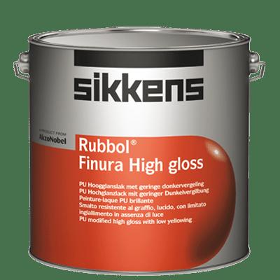 Sikkens Rubbol Finura High Gloss 2,5 liter
