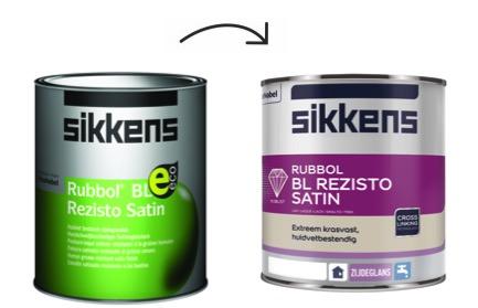 Sikkens Rubbol BL Rezisto Satin nieuwe verpakking
